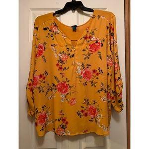 Rue 21 plus size blouse